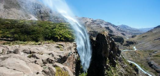 cascada invertida