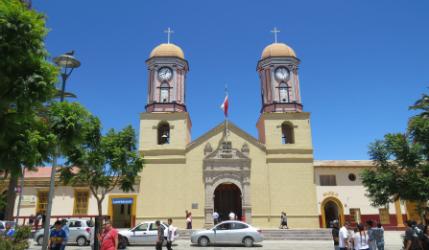 iglesia chica