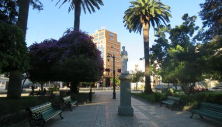 plaza talca