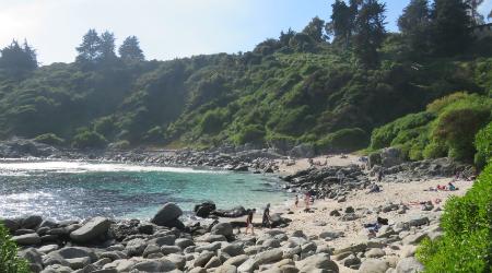 playa las cujas