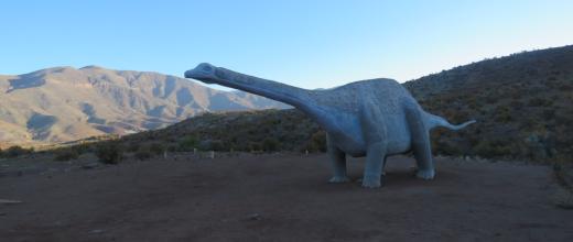 p dinosaurio pichasca