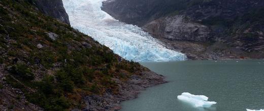 p glaciar serrano