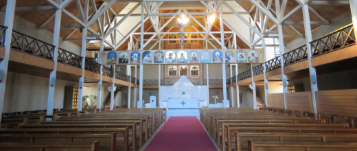 p iglesia catedral