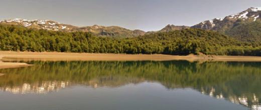 p lago conguillio