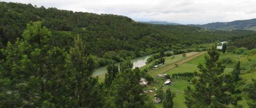 p mirador rio simpson