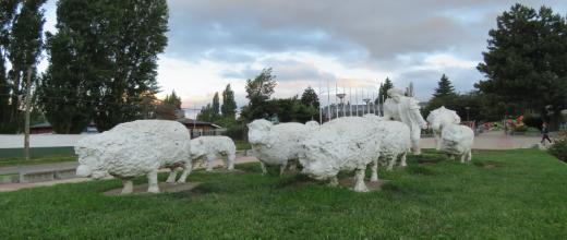 p monumento el ovejero