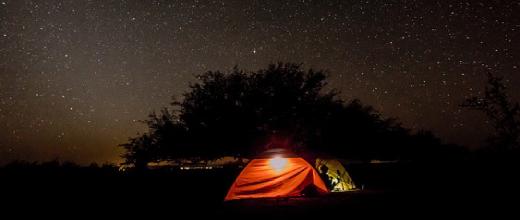 p camping