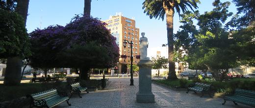p plaza de talca