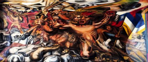 mural de siqueiros