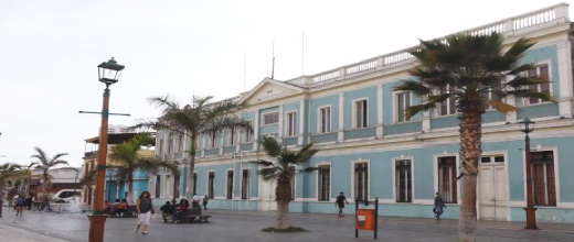 p museo regional tarapaca