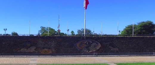 parque monumental bernardo ohiggins