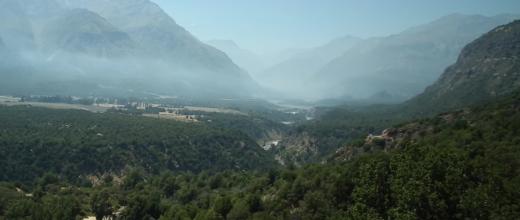 reserva nacional rio los cipreses
