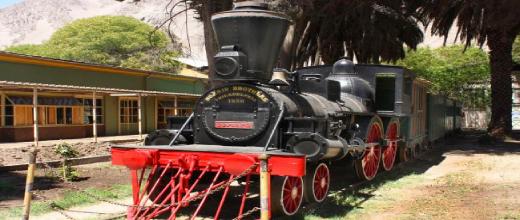 locomotora la copiapo