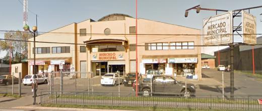 mercado municipal presidente ibañez