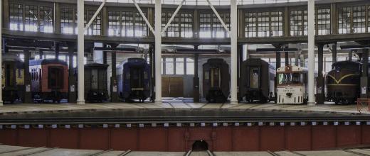 museo ferroviario pablo neruda