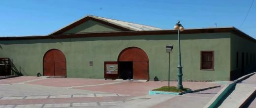 centro cultural estacion caldera