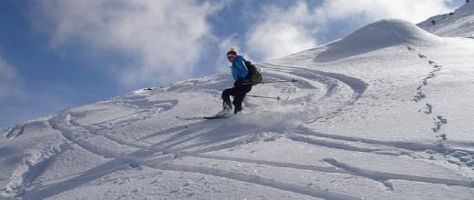 centro de ski nevados de chillan