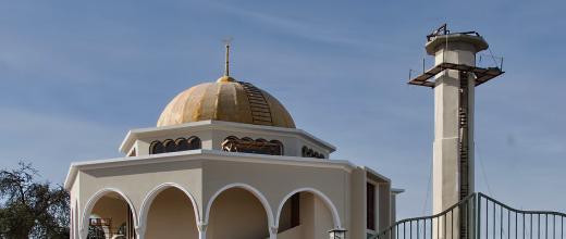 mezquita la huayca