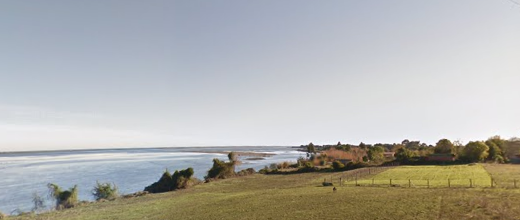 desembocadura rio itata