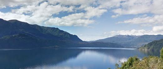 lago rinihue