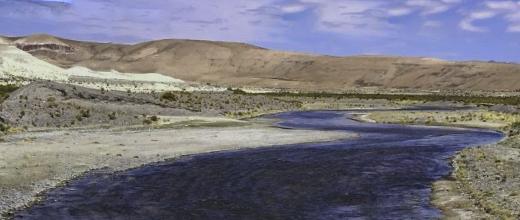 rio lauca