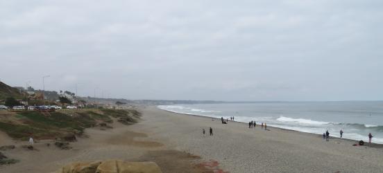 litoral de los poetas