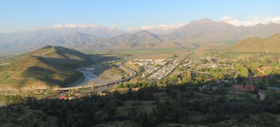 valle de aconcagua