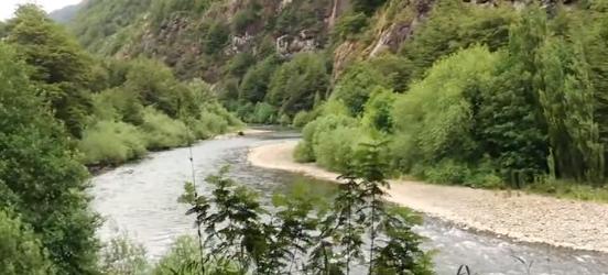 reserva nacional rio simpson